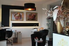 Kosmetikstudio Innenansicht